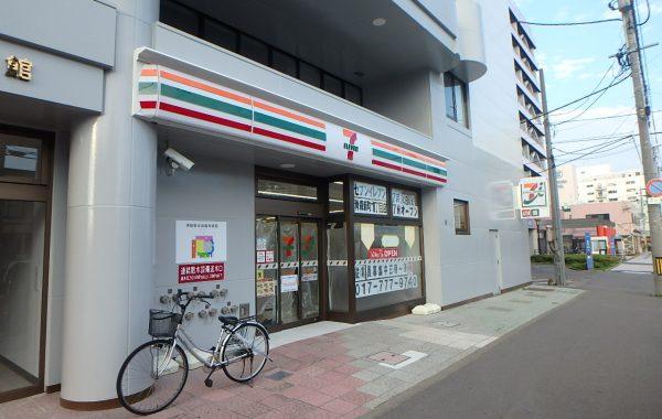 セブン‐イレブン青森新町1丁目店